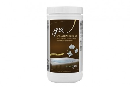 Planet Spa Alkanity increaser 1 kg, hever alkaniteten i vannet